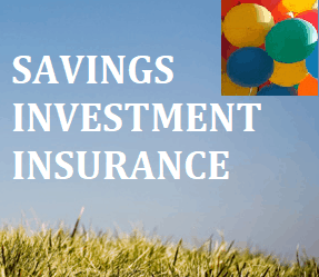Savings, Investment and Insurance
