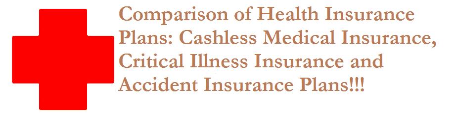 Health Insurance Plans Comparison