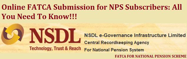 NPS FATCA Compliance