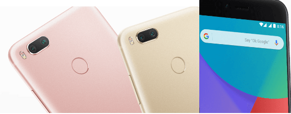 Xiaomi Mi A1 Android Phone