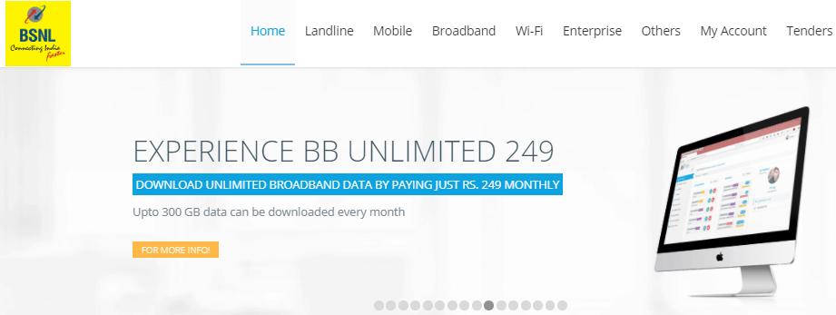 BSNL Broadband