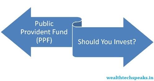 Public Provident Fund (PPF) Investment