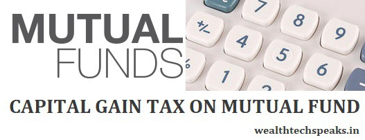 Capital Gain Mutual Fund Tax