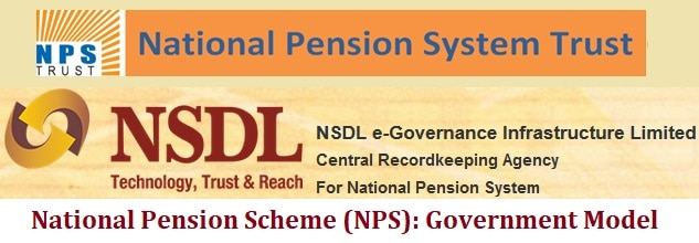 National Pension Scheme (NPS) Government Model